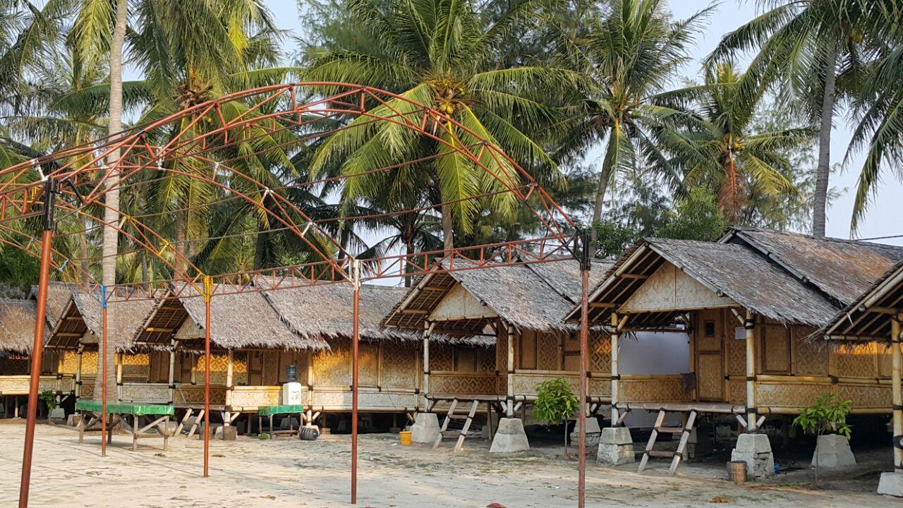 Wisata Agro di Pulau Tidung