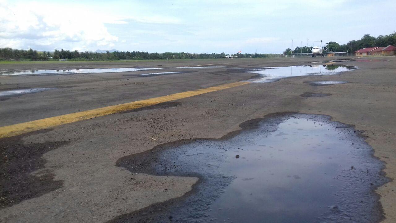 Bandara Pulau Panjang Besar segera dibangun kembali