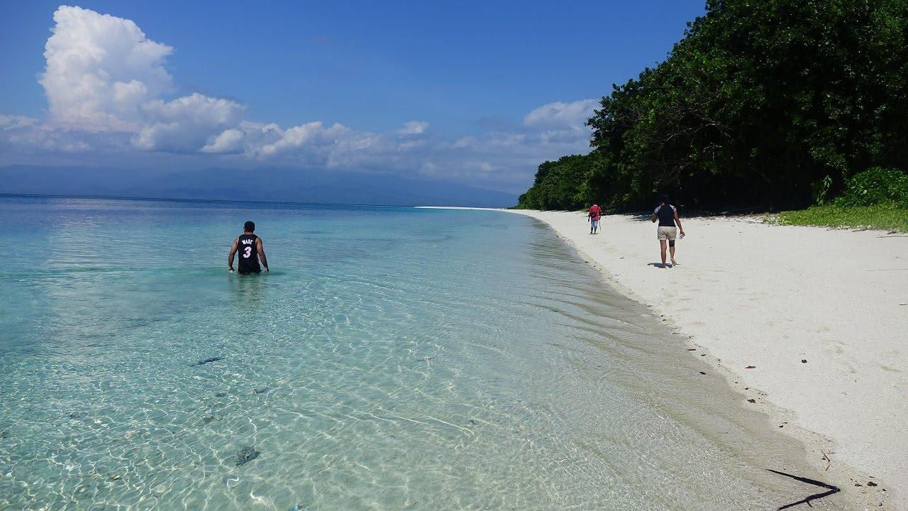 Menghabiskan liburan di Pulau Pramuka