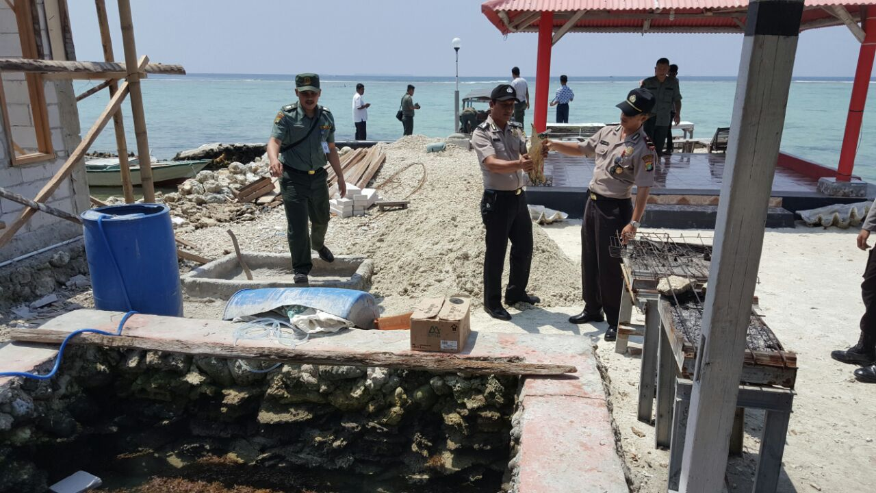 Konservasi Penyu di Pulau Pramuka